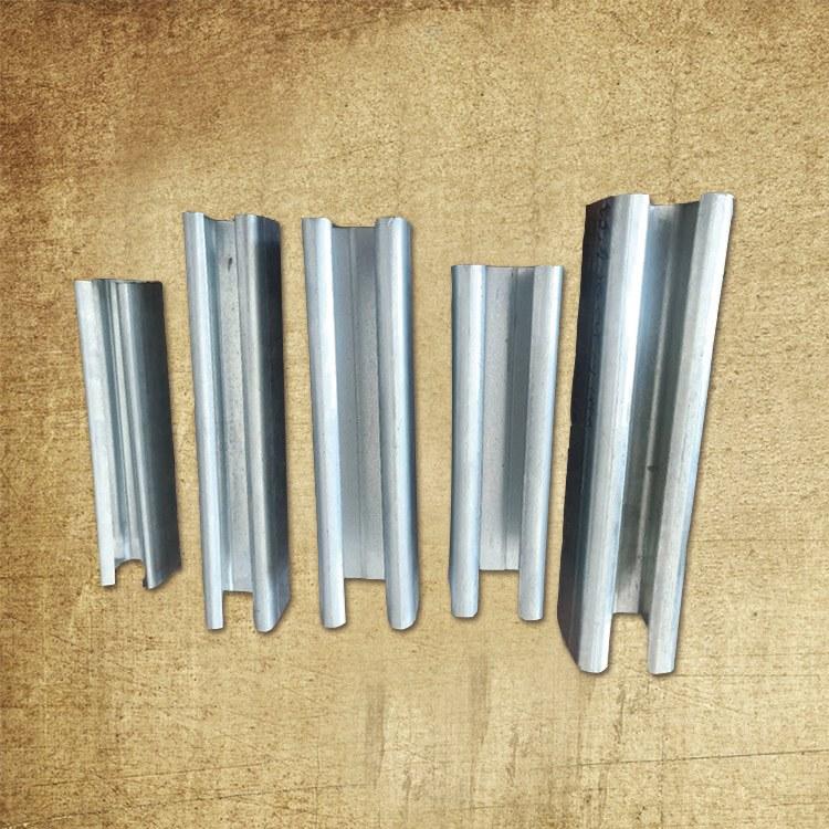 定制生产 吊轮吊轨 吊轨 铝合金吊轨