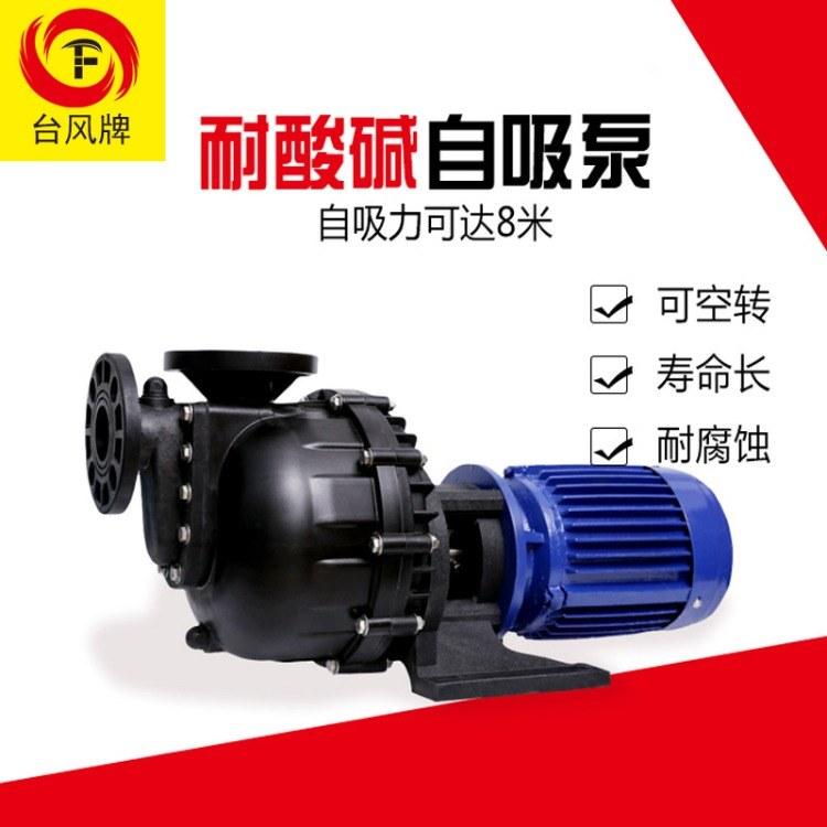 台风亚硫酸泵参数 FRPP/PVDF材质