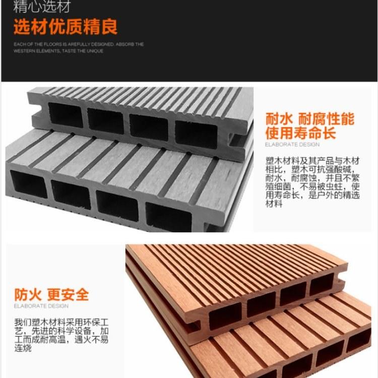 供应钰泽木塑户外地板