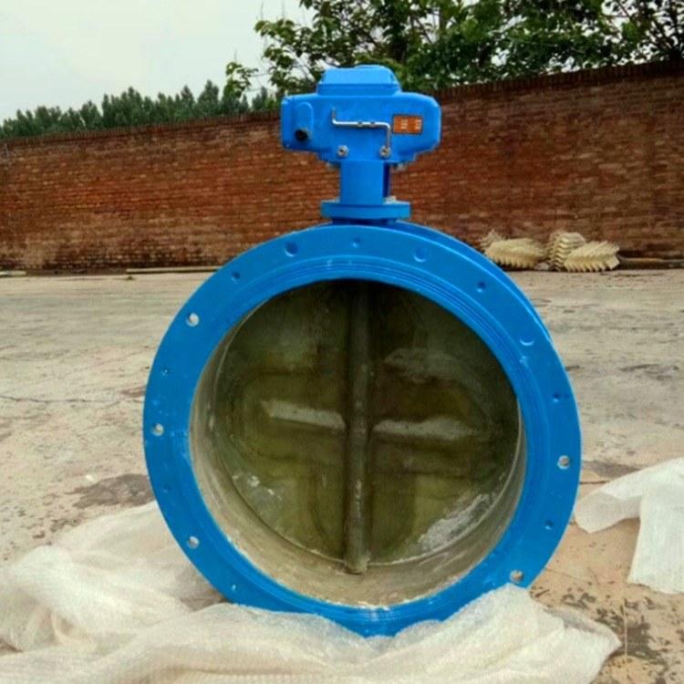 玻璃钢管道调节阀DN300防腐玻璃钢风阀厂家