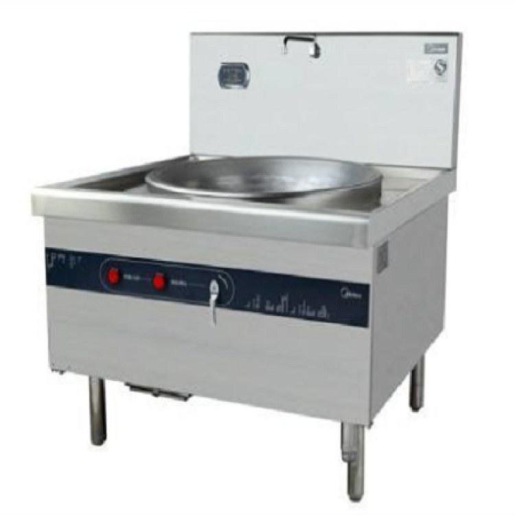 佳诺商用电磁炉 单头电磁大锅灶 食堂电炒灶商用大炒炉