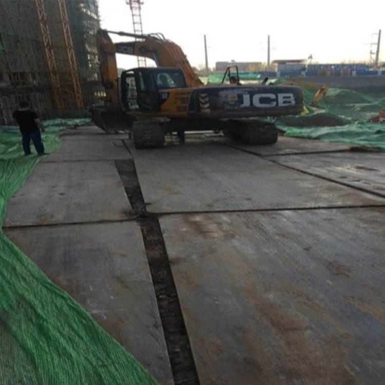 西安盛拓压路钢板租赁厂家  批发零售