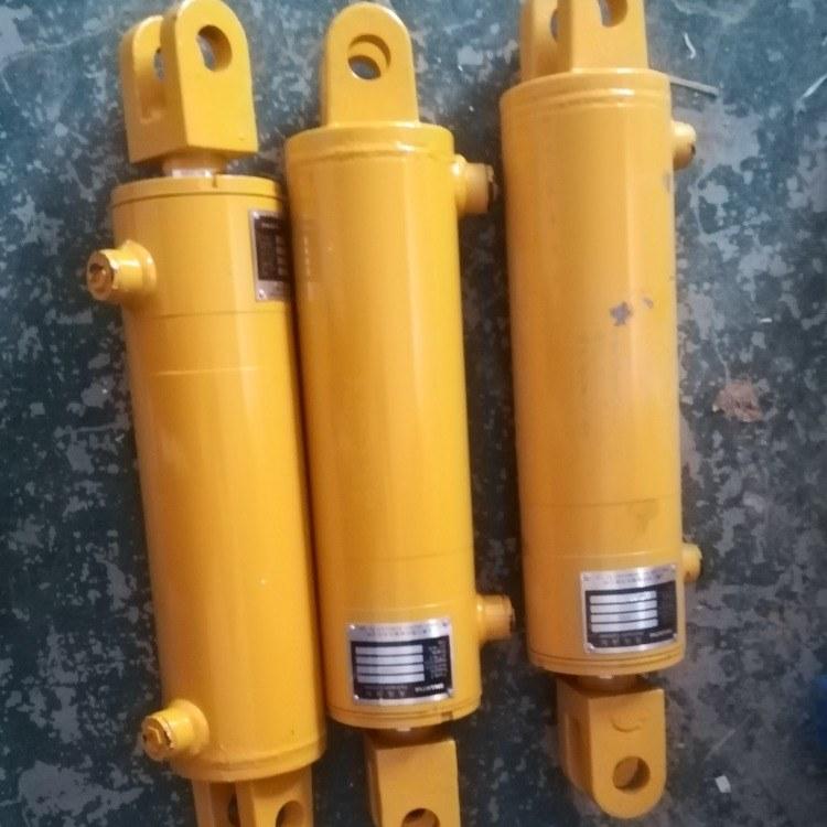 山推压路机配件263-76-08000压路机转向油缸总成