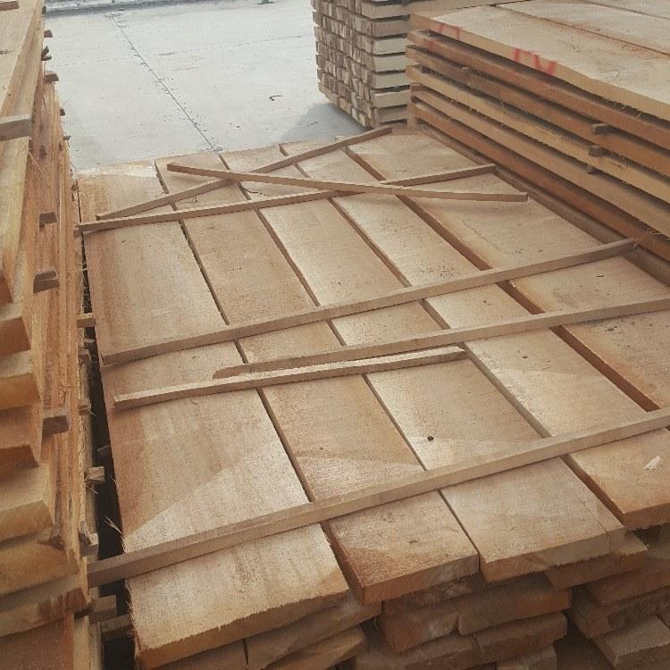 森培   供应   白杨木板   白杨木板材  杨木烘干板材  价格
