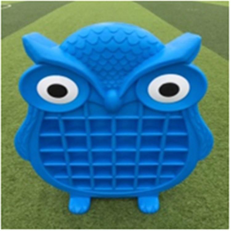 幼儿园日常用品猫头鹰口杯架儿童毛巾架玩具架塑料鞋架