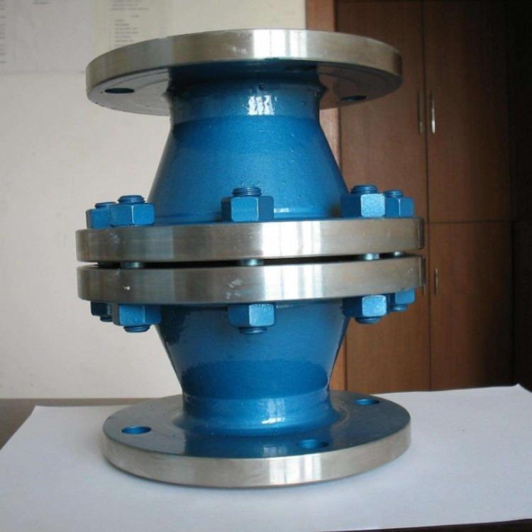 FP-XT型氧气管道阻火器 丝口阻火器 波纹阻火器
