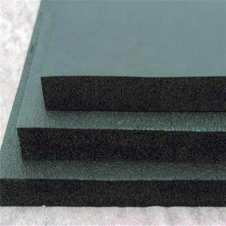 专业生产橡塑板 环保消音阻燃橡塑板 福龙建材厂家直销
