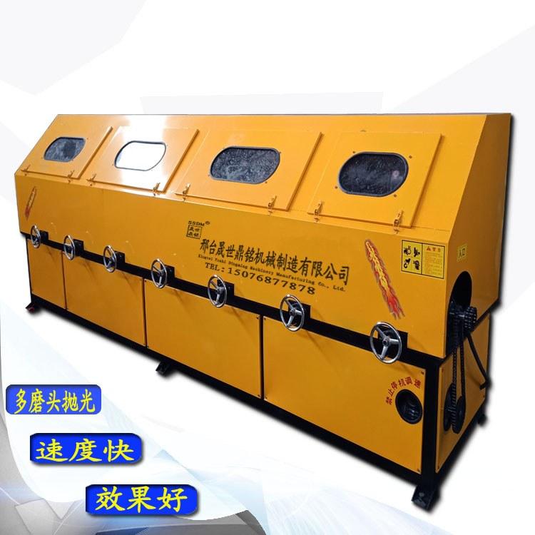 浙江高性价比环保型圆管抛光机 环保型圆管抛光机生产厂家