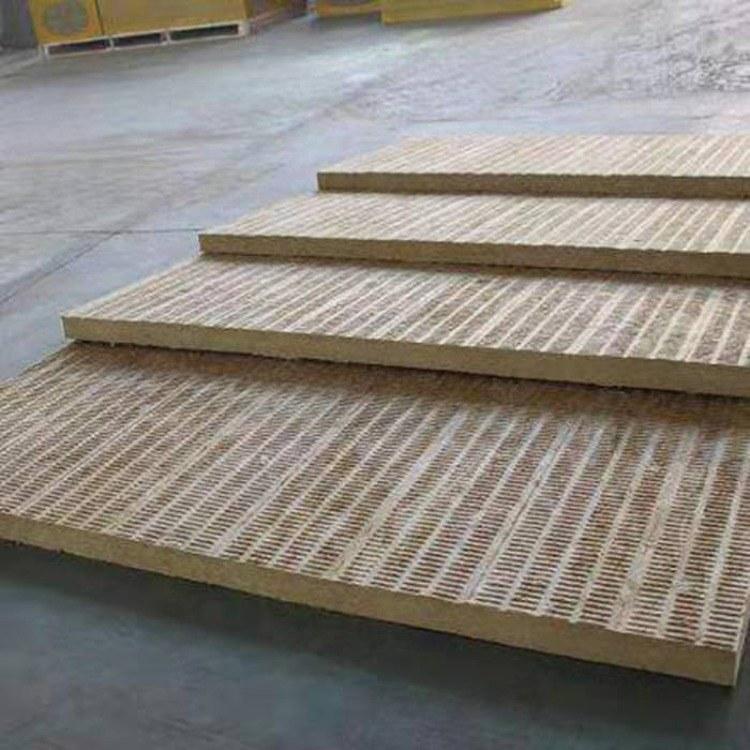 高密度国标岩棉板、专业外墙憎水岩棉板、A级防火阻燃保温材料