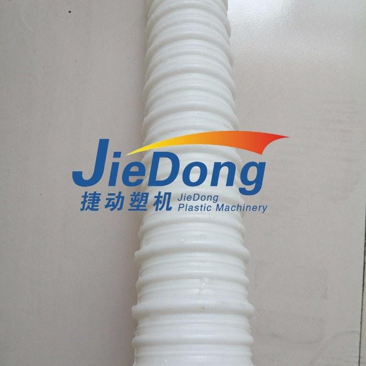 竹节式预应力波纹管生产线  塑料预应力波纹管生产线江西