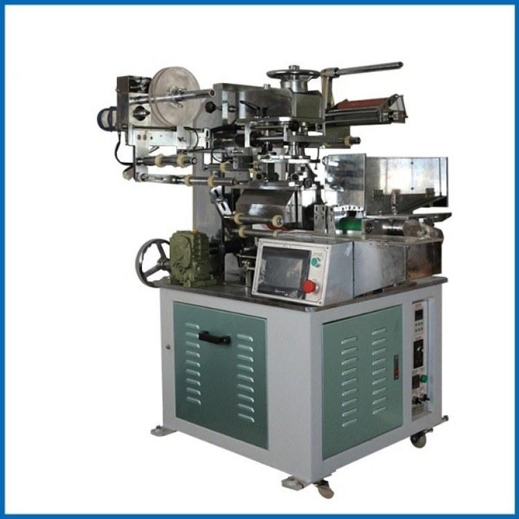 热转印机-塑料笔杆全自动圆面热转印机-骏晖印刷设备现货供应