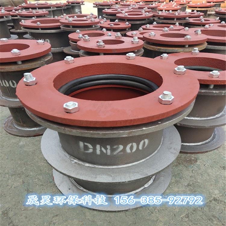 济南实体大厂 a型柔性防水套管 国标柔性防水套管一手货源