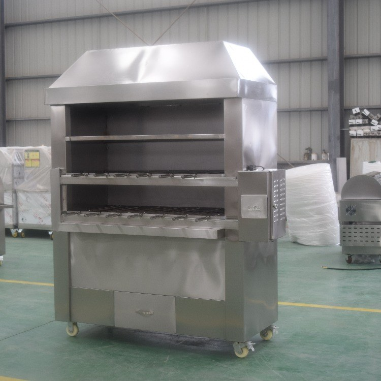 科尼1.5米电巴西烤炉 新型无烟烧烤炉  厂家直销 无烟环保