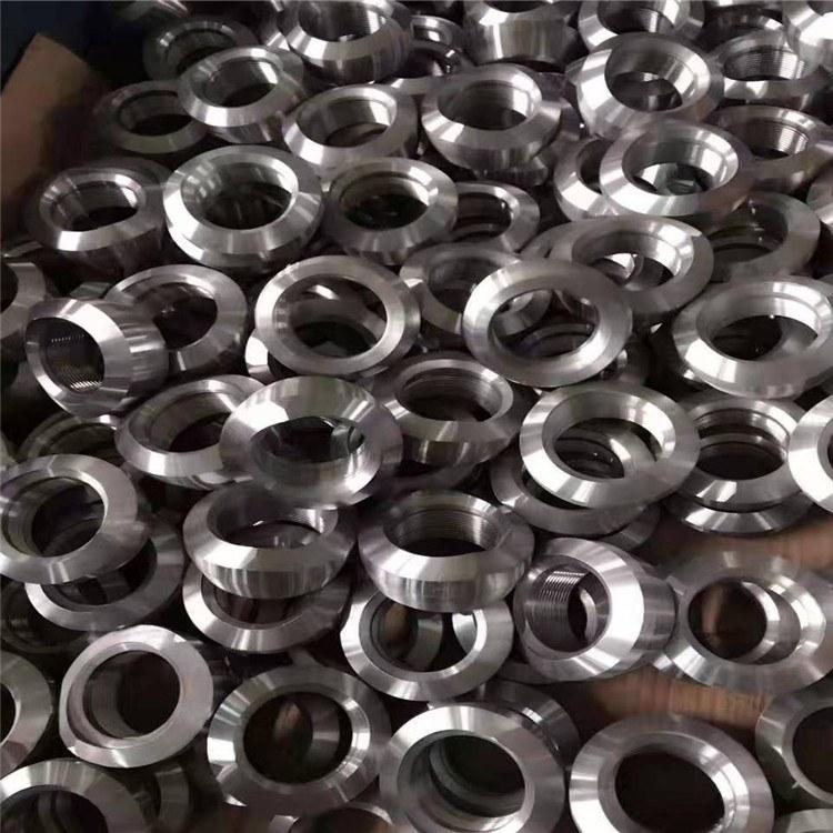 锻件生产厂家专业生产承插焊管件 螺纹锻件 承插焊支管台 加强焊管座 活接头 型号齐全