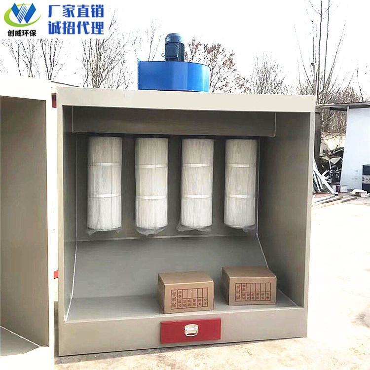 塑粉回收机 喷塑回收设备喷塑静电喷涂粉末回收机喷塑机环保塑粉回收机喷塑粉末回收柜