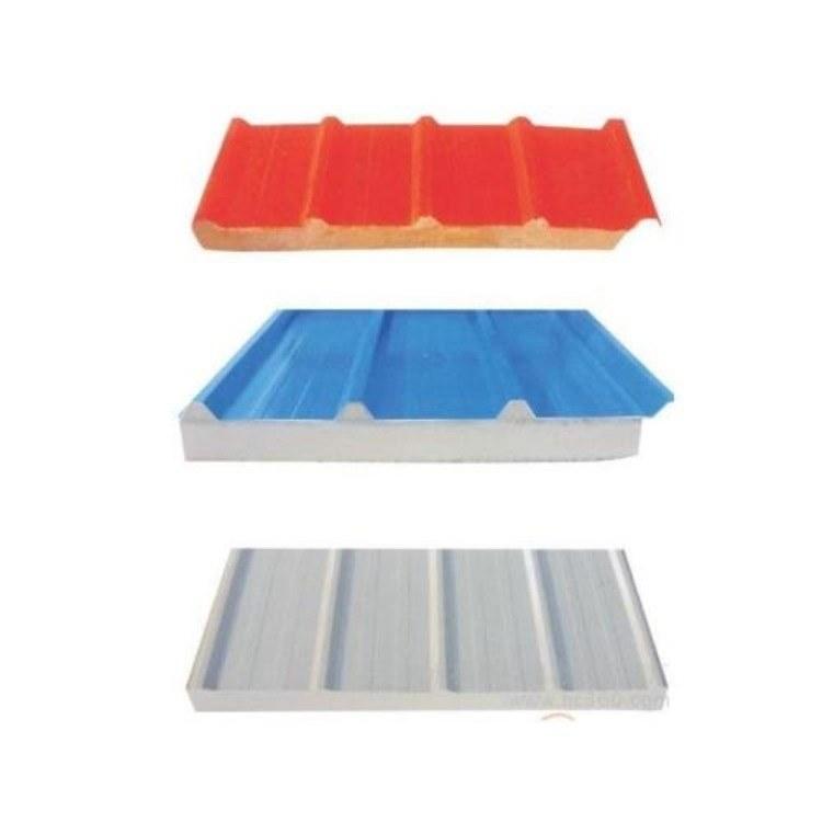 岩棉夹芯板 泡沫夹芯板 不锈钢夹芯板 铝板夹芯板 厂家定制 价格实惠