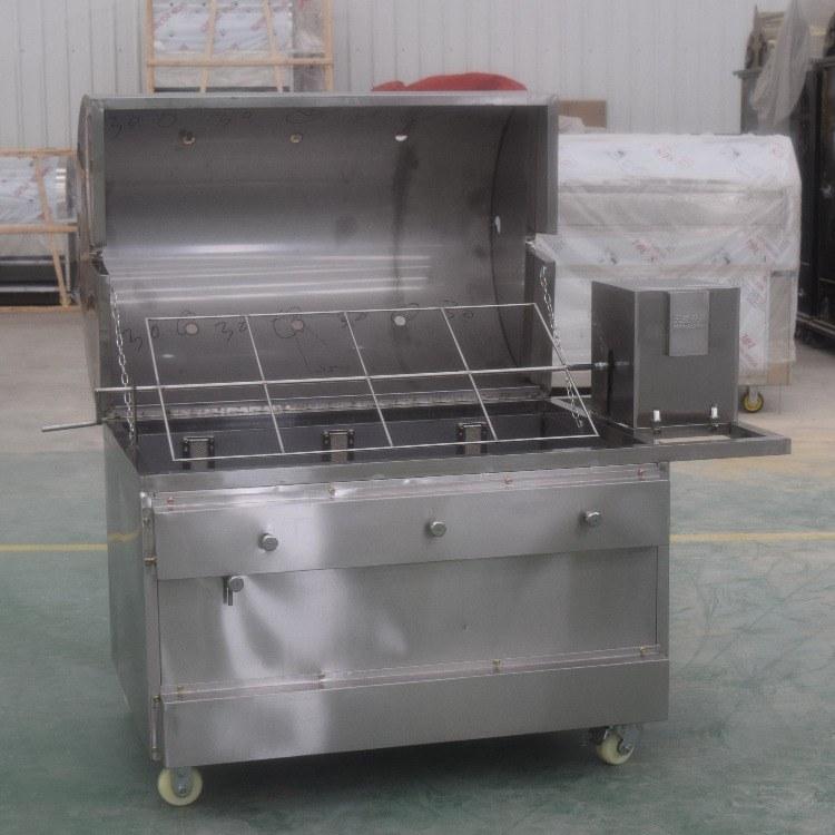 科尼1.5米款电烤全羊炉 烤全羊机厂家 无烟烧烤炉 厂家直销 无烟环保