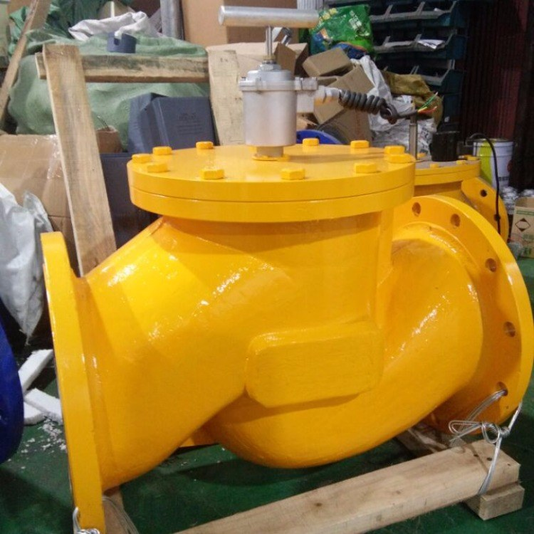 燃气安全紧急电磁阀DN40 ZCRB电磁式紧急切断阀     防爆切断阀