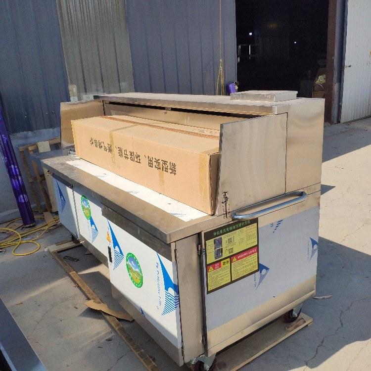 科尼1.8米平吸款无烟烧烤车 无烟烧烤车供应商 净化98%以上 环保包过  无烟烧烤炉 厂家直销