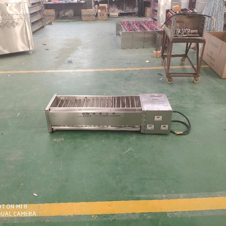 科尼2.0米款黑金管无烟电烤炉 商用无烟烧烤炉  厂家直销 无烟环保 烧烤炉