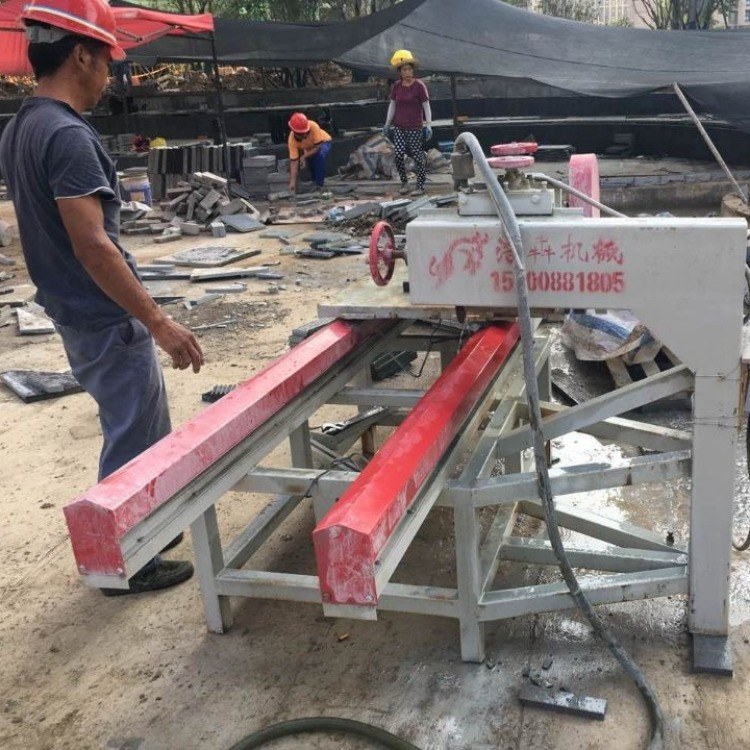 浩犇机械瓷砖切割机多功能台式瓷砖切割机环保切砖机数控大理石加工设备