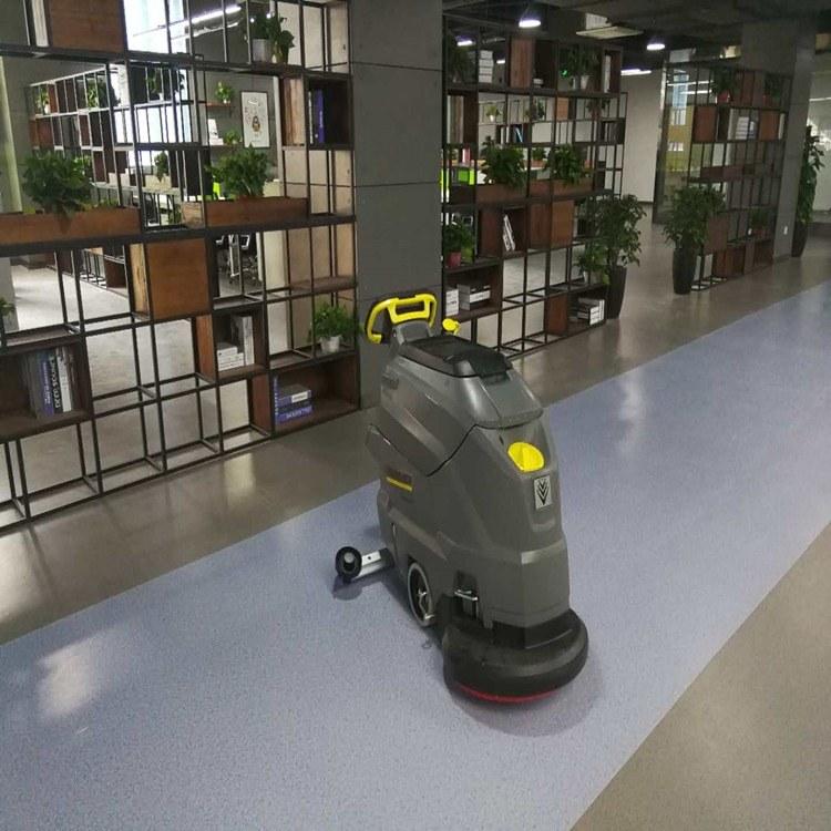 现货销售德国凯驰BD50\50手推式洗地机_超静音型全自动洗地机