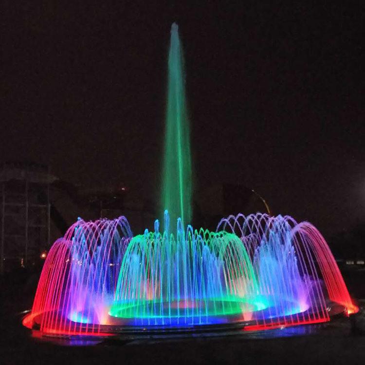 湘湖音乐喷泉 视频演示 音乐喷泉视频 创荣园林质量好