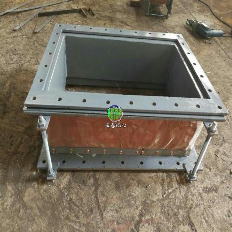 现货供应矩形金属补偿器 华鼎小拉杆横向型波纹补偿器供货商