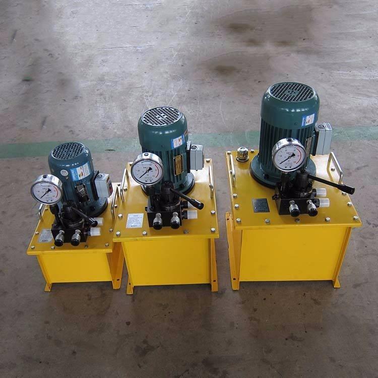 专业生产鸿跃牌bz63-2.5型超高压油泵站