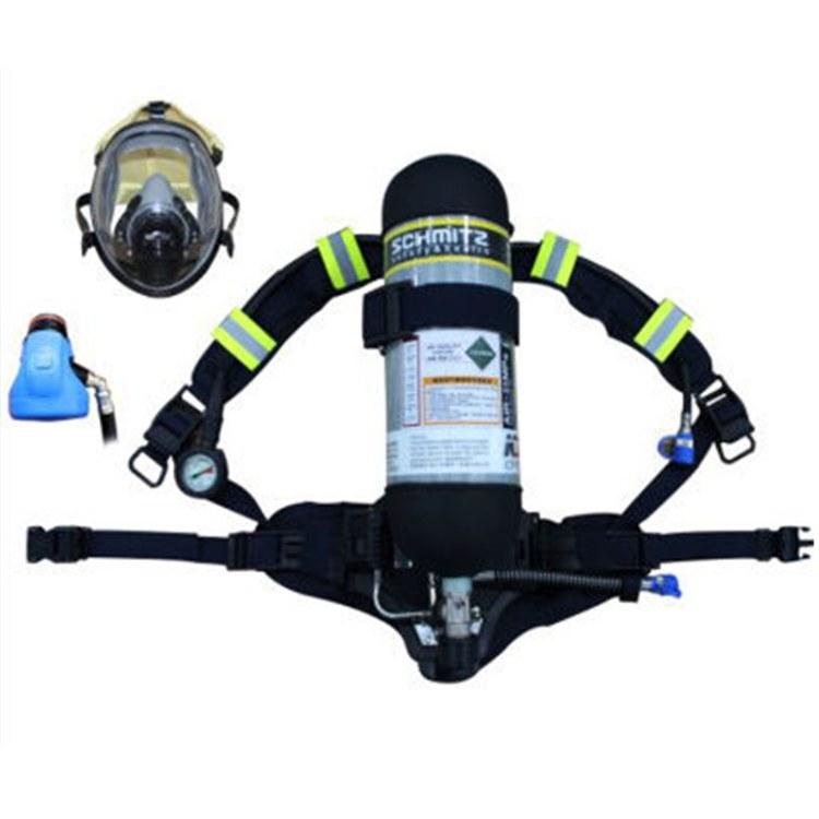 程煤正压式空气呼吸器 RHZKF9.0L/30型正压式空气呼吸器 消防空气呼吸器直销