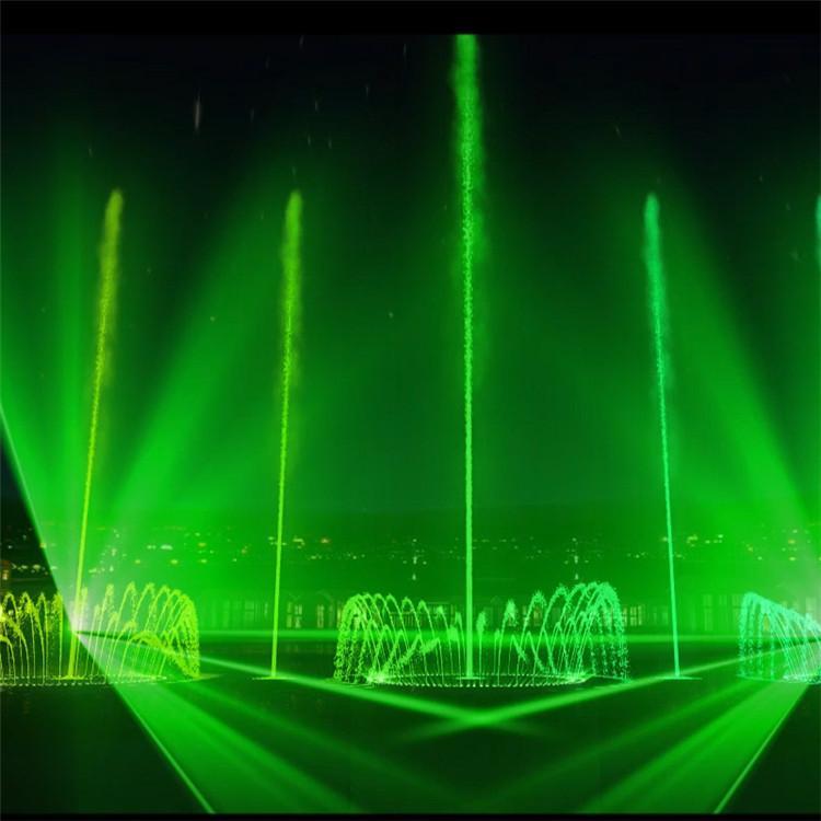 西湖音乐喷泉 专业安装 音乐喷泉plc程序图 创荣园林技术支持