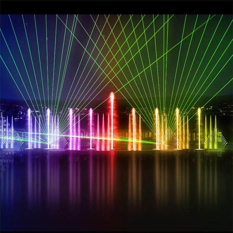 湘湖音乐喷泉 坚固耐用 音乐喷泉plc程序图 推荐创荣园林