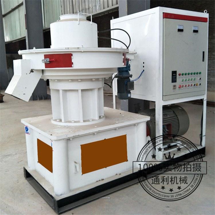 桃木颗粒机设备和硬杂木颗粒机是同一款机器吗 通利厂家批发制粒机
