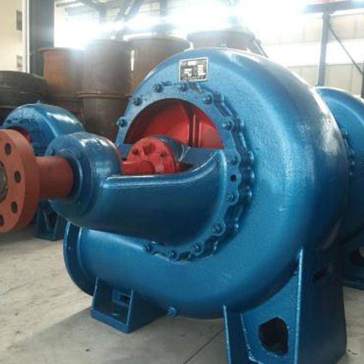 鼎跃泵业高效节能HW混流泵选型参数