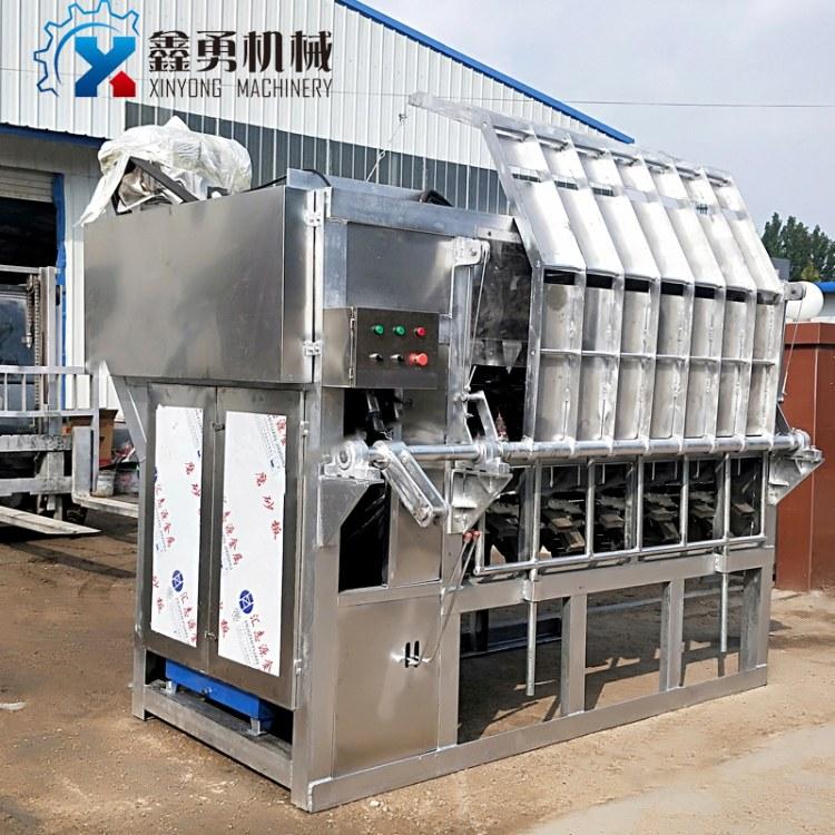鑫勇机械打造优质屠宰设备 现货供应大型猪刮毛机 生猪打毛机 厂家直销 价格优惠