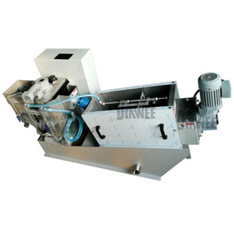 达伟环保 叠螺污泥脱水设备 叠螺式污泥压滤机 叠螺压滤机 厂家