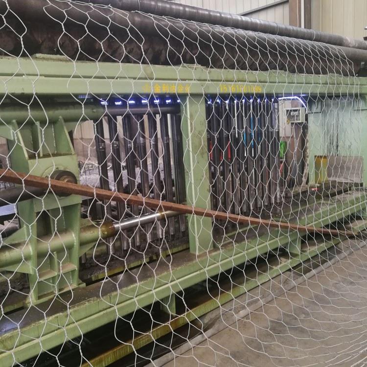 佳航 护坡雷诺护垫 PVC铅丝网笼 锌铝合金生态雷诺护垫 方便运输
