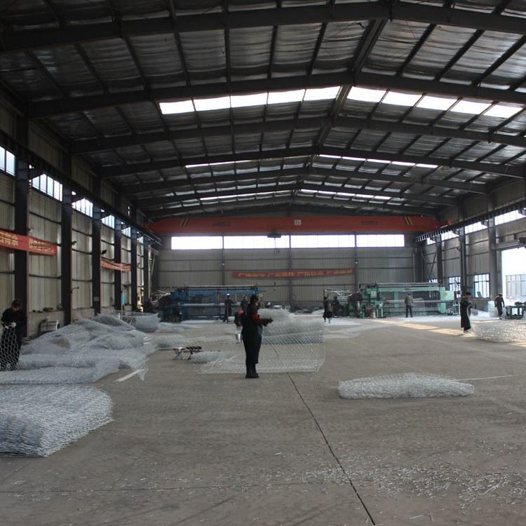 涂塑河道雷诺护垫石笼 镀锌生态雷诺护垫铅丝石笼 铅丝格宾笼 佳航专注石笼网行业十余年