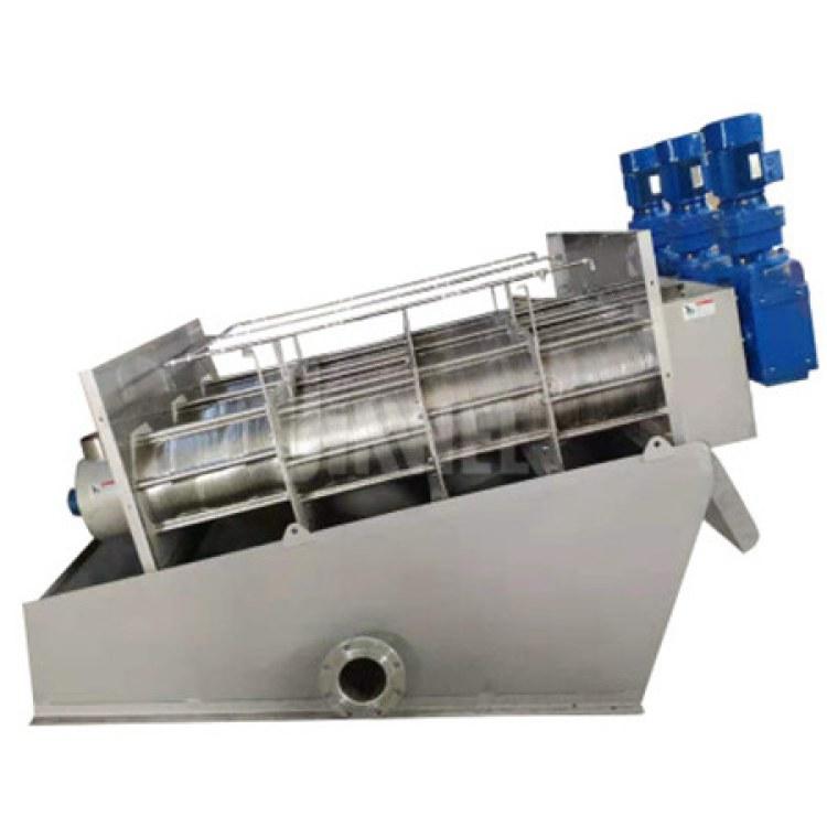 达伟环保 叠螺脱水压滤机 叠螺压滤机 叠螺脱水机