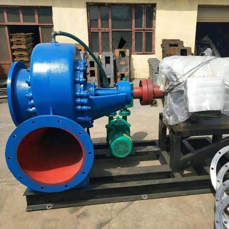 鼎跃泵业可定制潜水混流泵 高转速HW混流泵