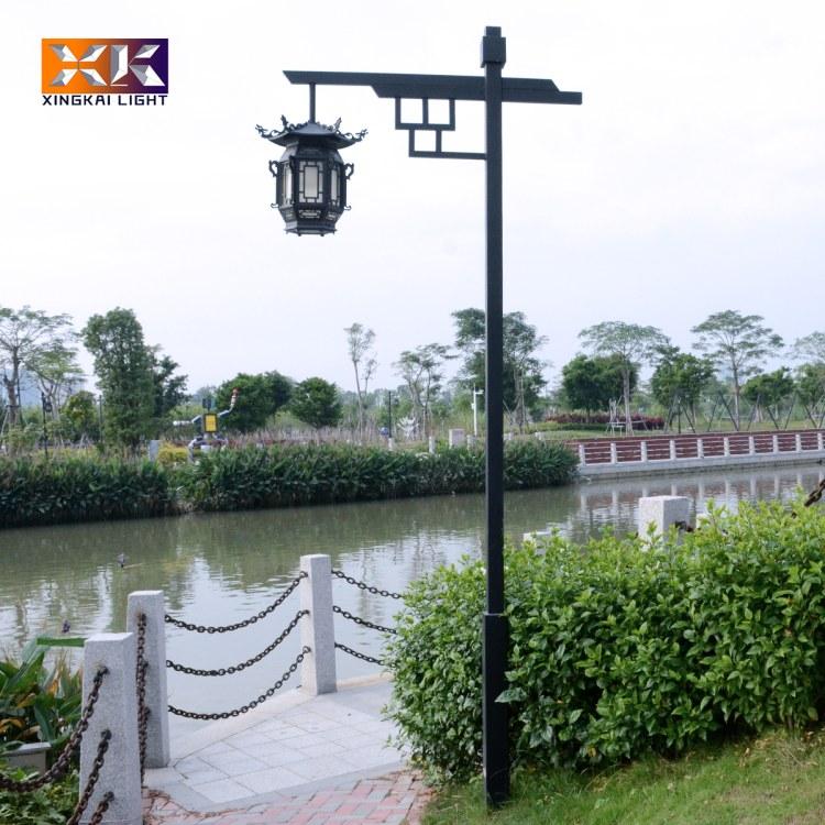 定做小区3.5米中式庭院灯 厂家支持来图定制3米庭院灯