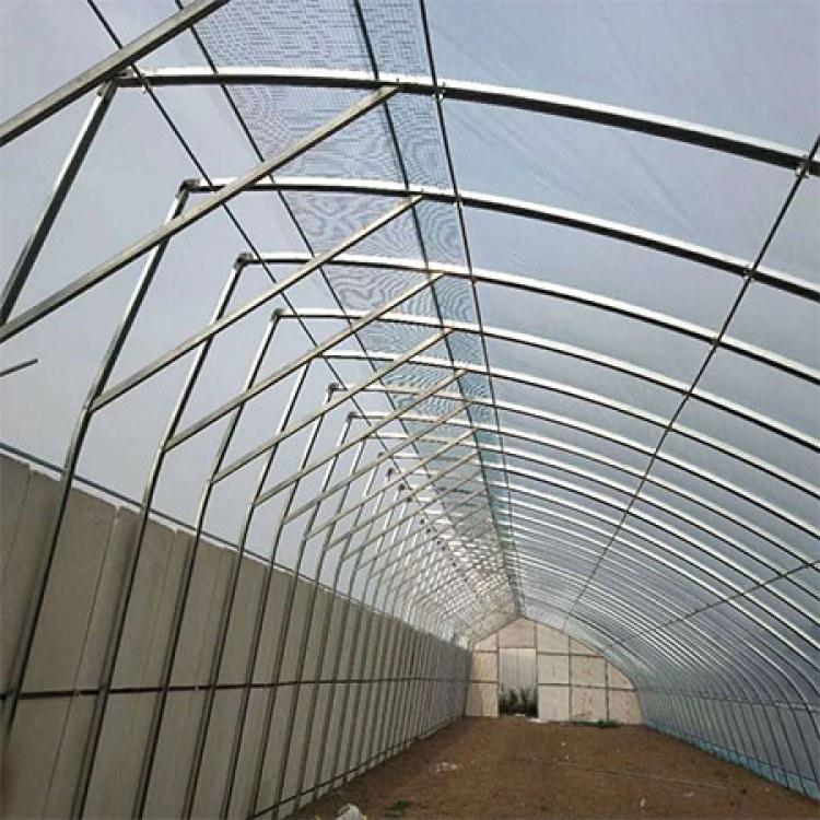 日光温室大棚工程-PC阳光板温室大棚-安装建设-满天星农业科技