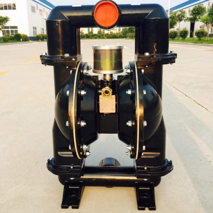 BQG350/0.2气动隔膜泵 气动排污风动隔膜泵 贵州