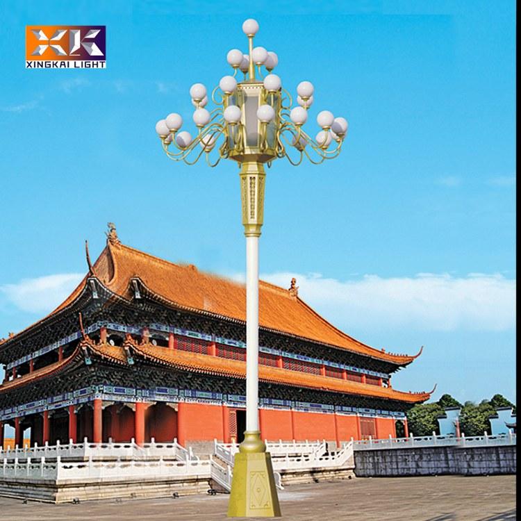 中华灯厂家生产15头中华灯