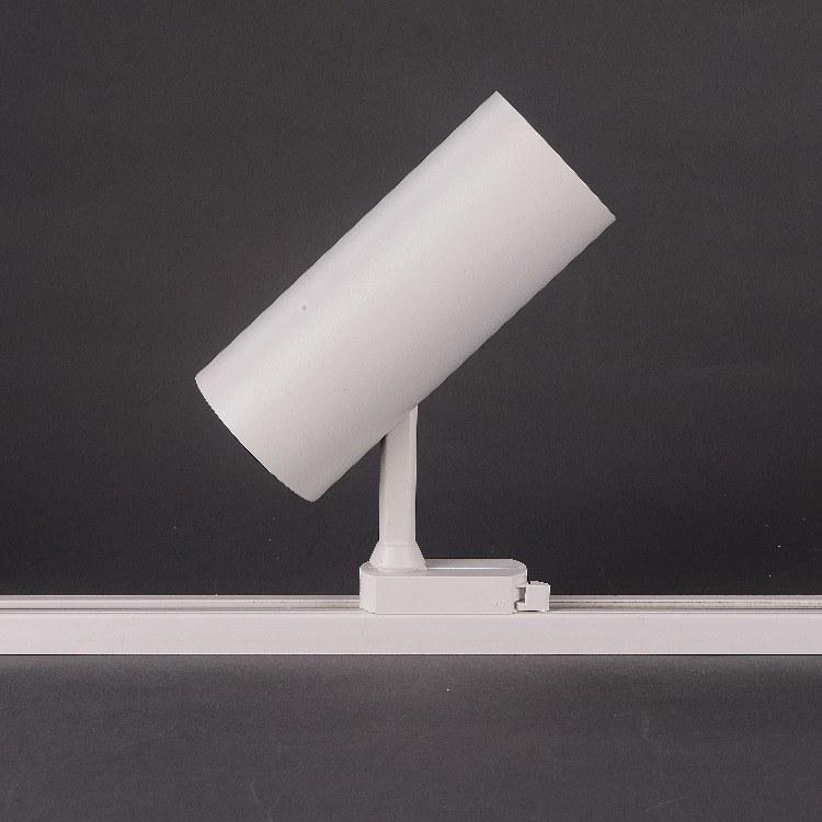 照明厂家直销提供 天宇系列导轨射灯 轨道LED节能灯 办公专用COB射灯 店铺照明品牌 服装店