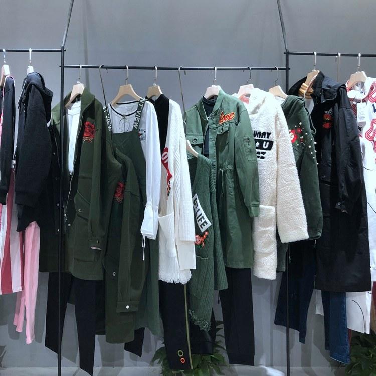 女装代理加盟 品牌女装批发正品 网上货源服装