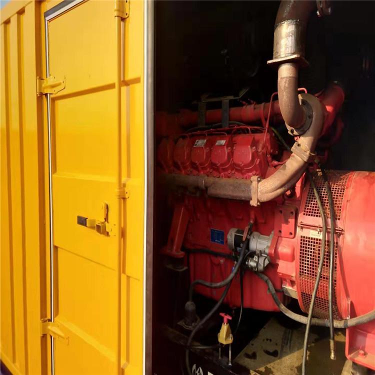 应急电源中心提供应急电源发电机出租柴油发电机出租中盛应急电源服务中心