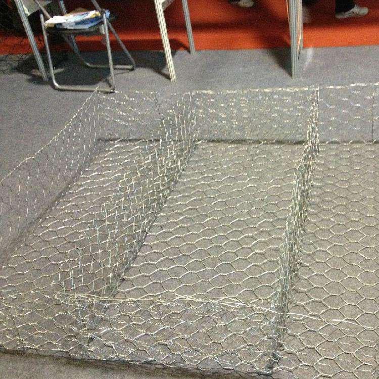 双隔板雷诺护垫 河道雷诺护垫 铅丝雷诺护垫 厂家直销【佳航丝网】