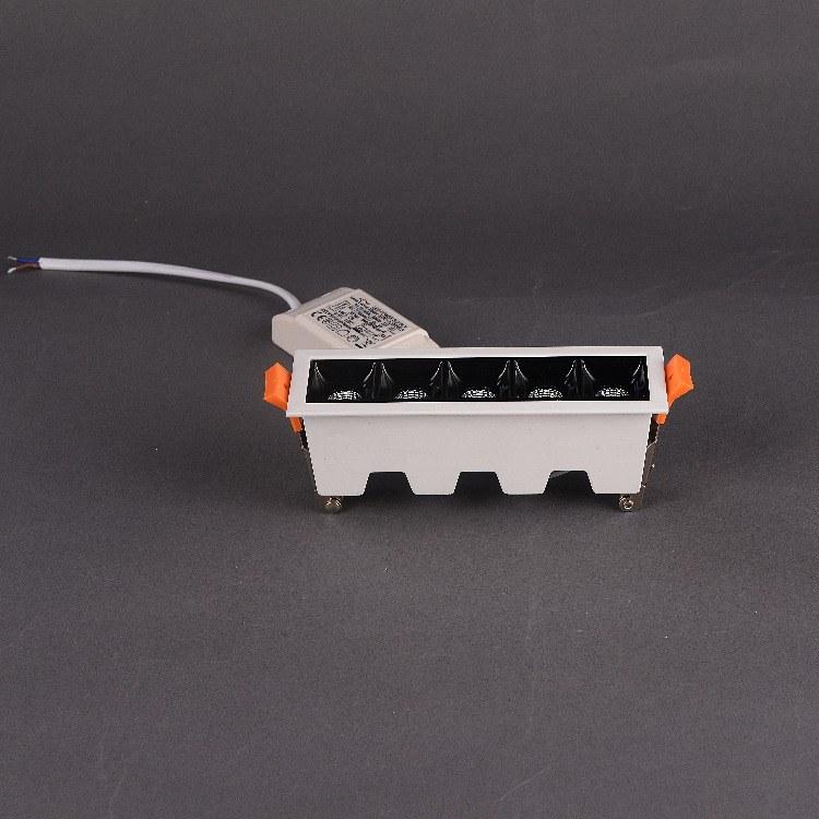 广东照明 厂家定制直销 商业照明 卓越系列 线型射灯 SMD办公射灯
