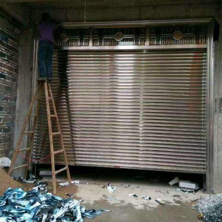 广东省惠州博罗电动卷闸门、水晶门、不锈钢电动门、快速门厂家直销量大从优